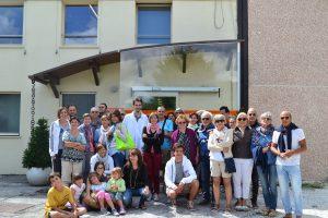 Gita volontari Le Rondini da Girolomoni (Isola del Piano Pesaro- Urbino) anno 2015