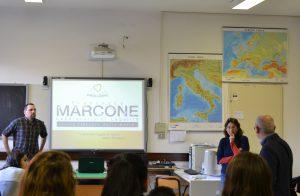 Incontro scuole Legnago con Pietro Fragasso di Pietra di Scarto (Puglia) 2015