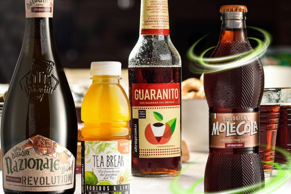 Bevande Altromercato - molecola bio - birra Baladin Altromercato - guaranito