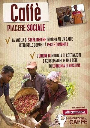 caffè piacere sociale