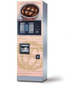 distributore automatico bevande calde Altromercato