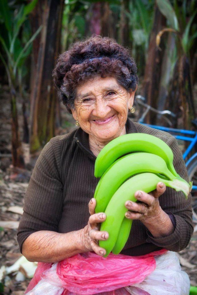 produttrice Perù banane