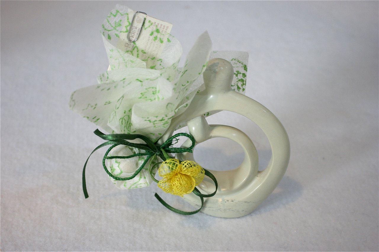bomboniera pietra saponaria dal Kenya