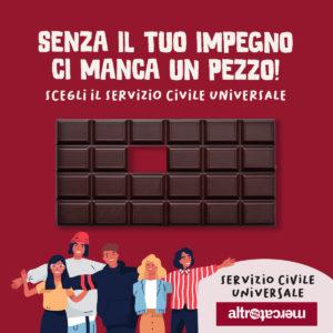 servizio civile univ 2021