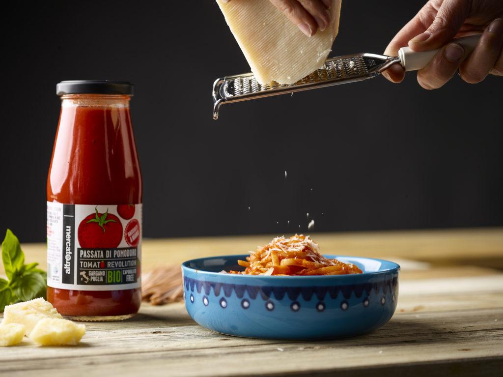 passata pomodoro Tomato revolution