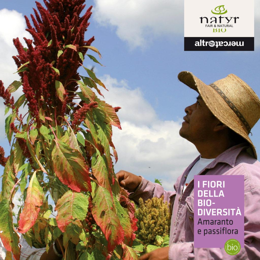 passiflora e amaranto natyr
