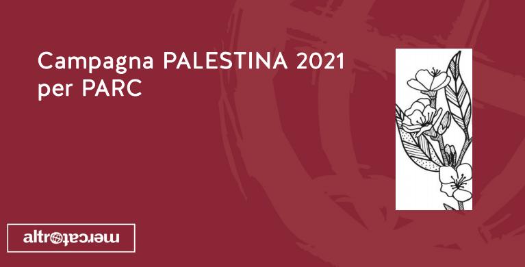 campagna palestina PARC